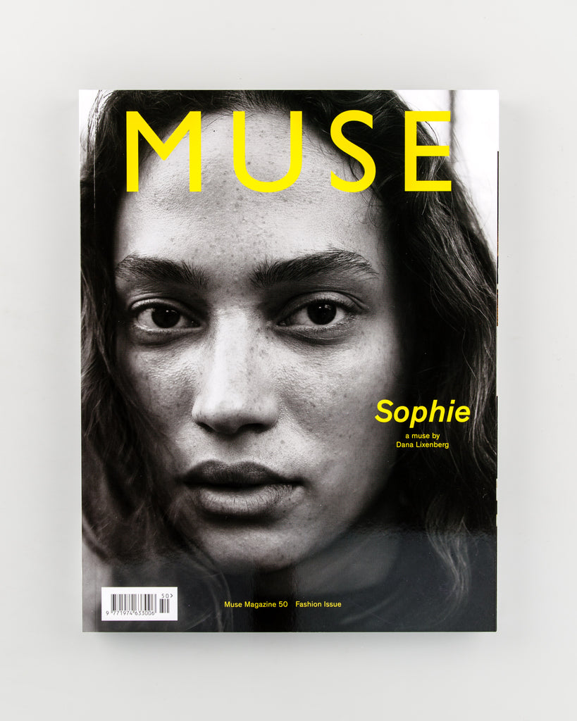 Muse Magazine 50 - Cover
