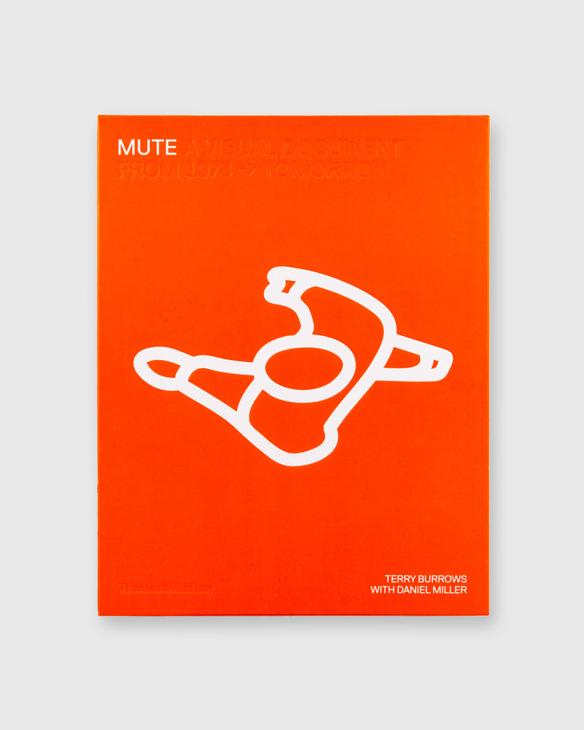 Mute: A Visual Document by Terry Burrows - 490