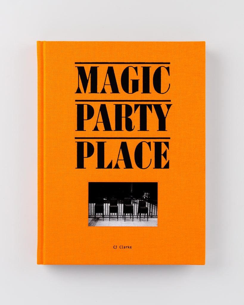 Magic Party Place by CJ Clarke - 650