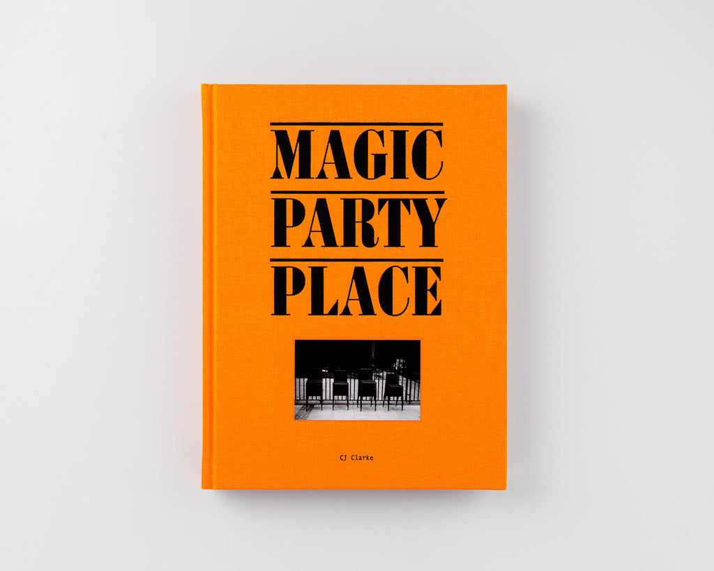 Magic Party Place by CJ Clarke - Cover