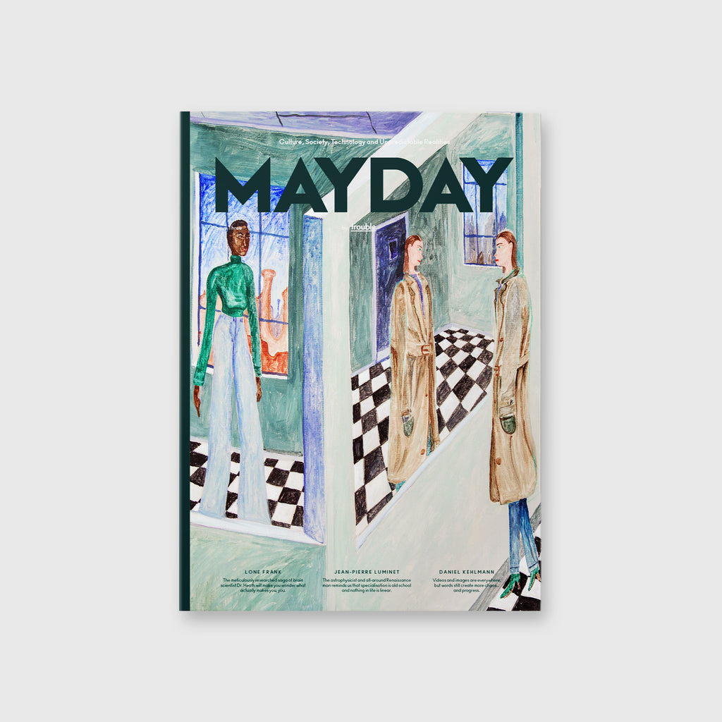 MAYDAY Magazine 3 - Cover