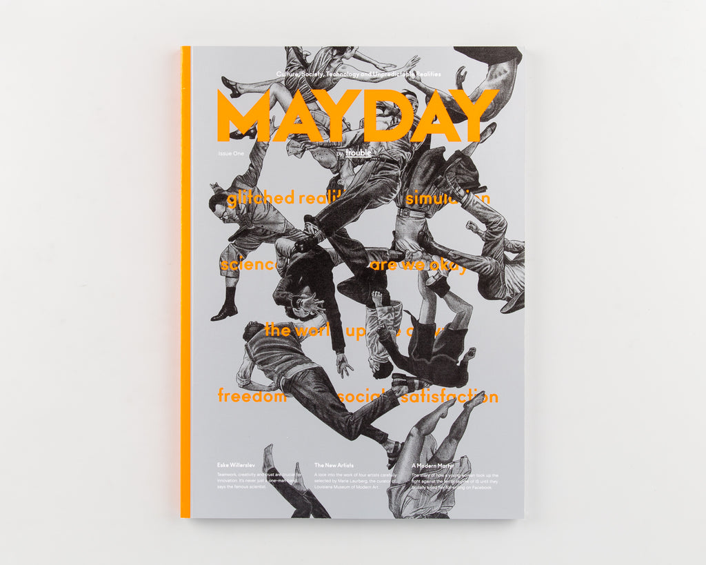 MAYDAY Magazine 1 - Cover