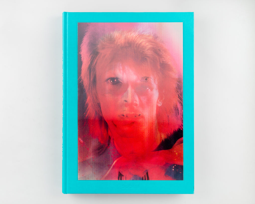 Mick Rock: The Rise of David Bowie, 1972-1973 by Mick Rock - Cover