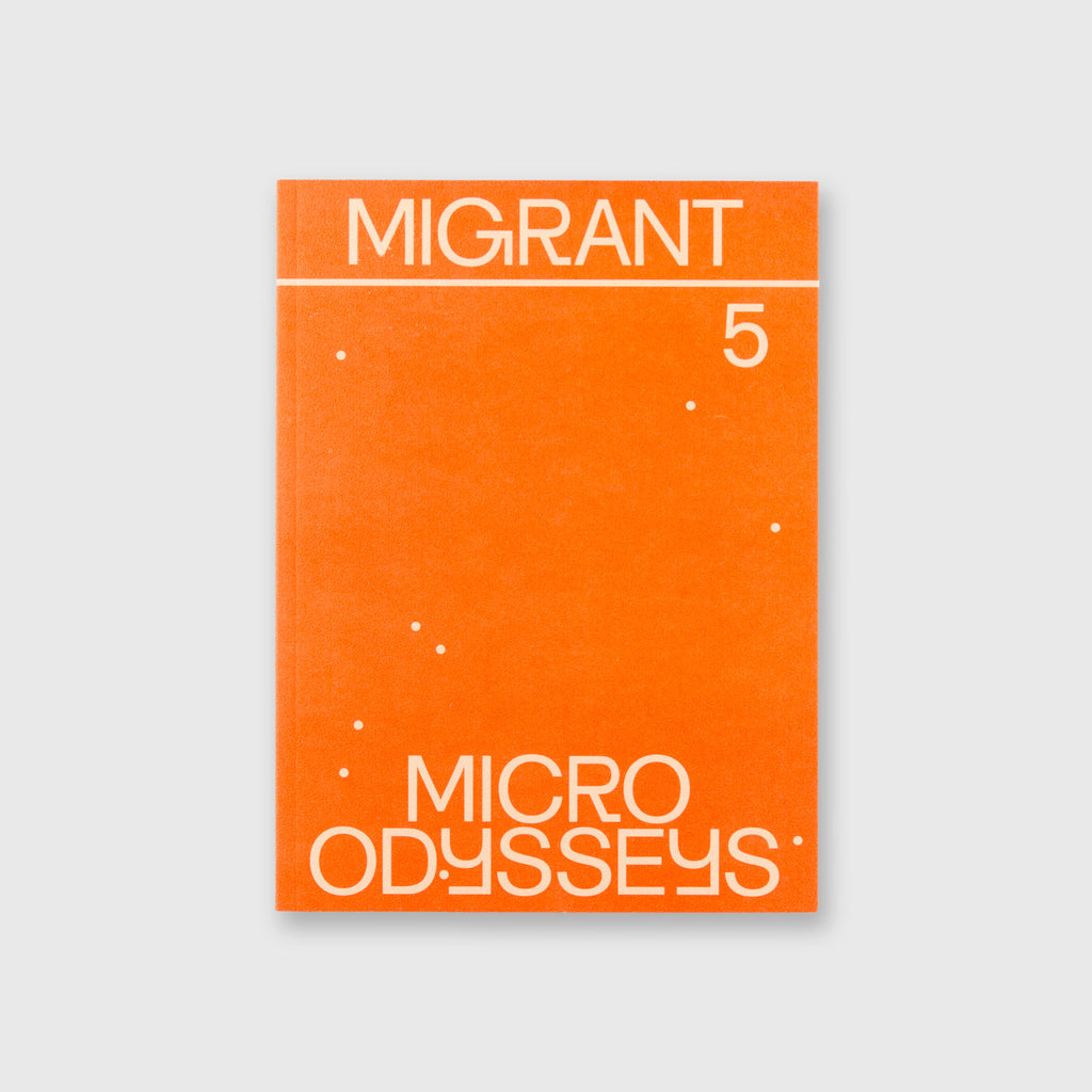 Migrant Journal Magazine 5 - 3