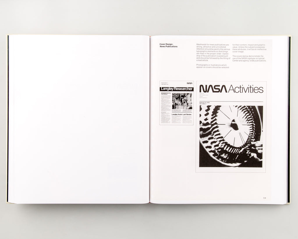 NASA: Graphics Standards Manual - 5