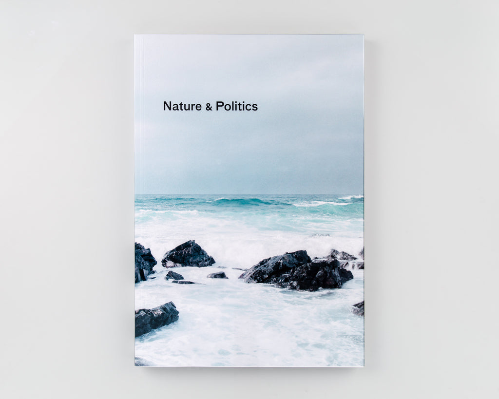 Nature & Politics by Thomas Struth - Cover