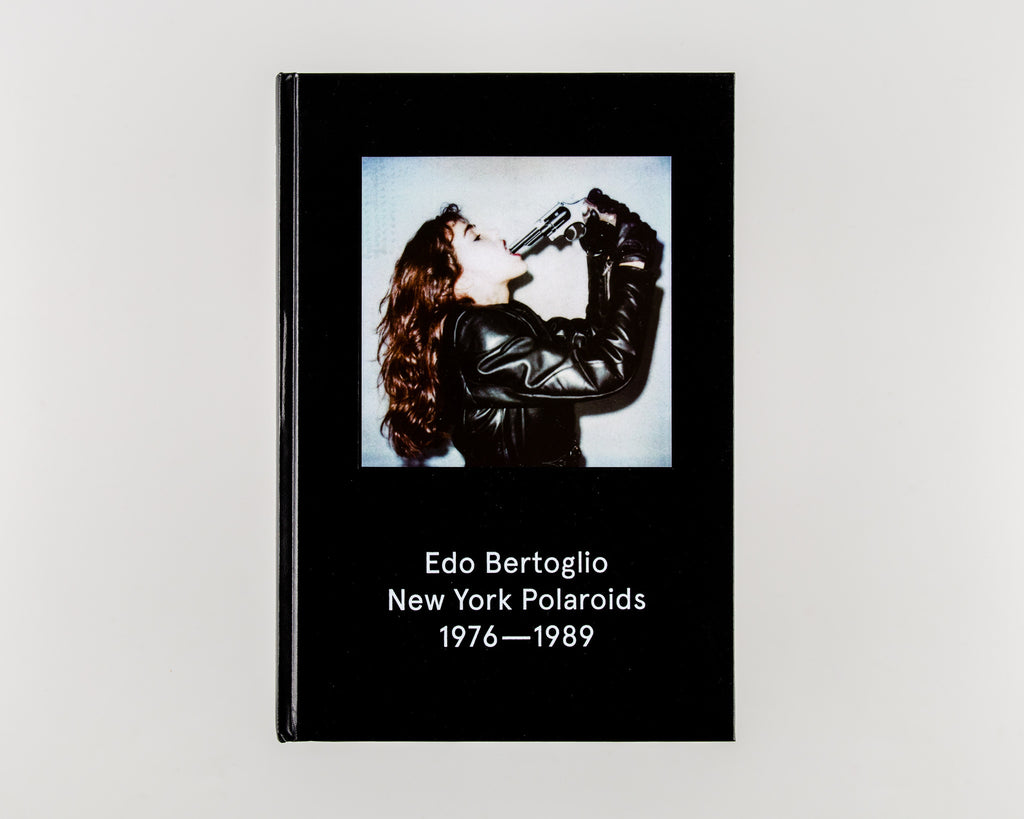 New York Polaroids 1976-1989 by Edo Bertoglio - 347
