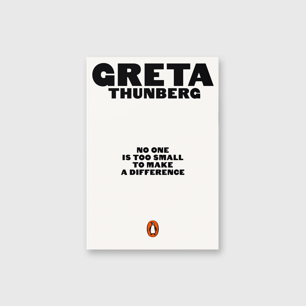 No One is too Small to Make a Difference by Greta Thunberg - Cover