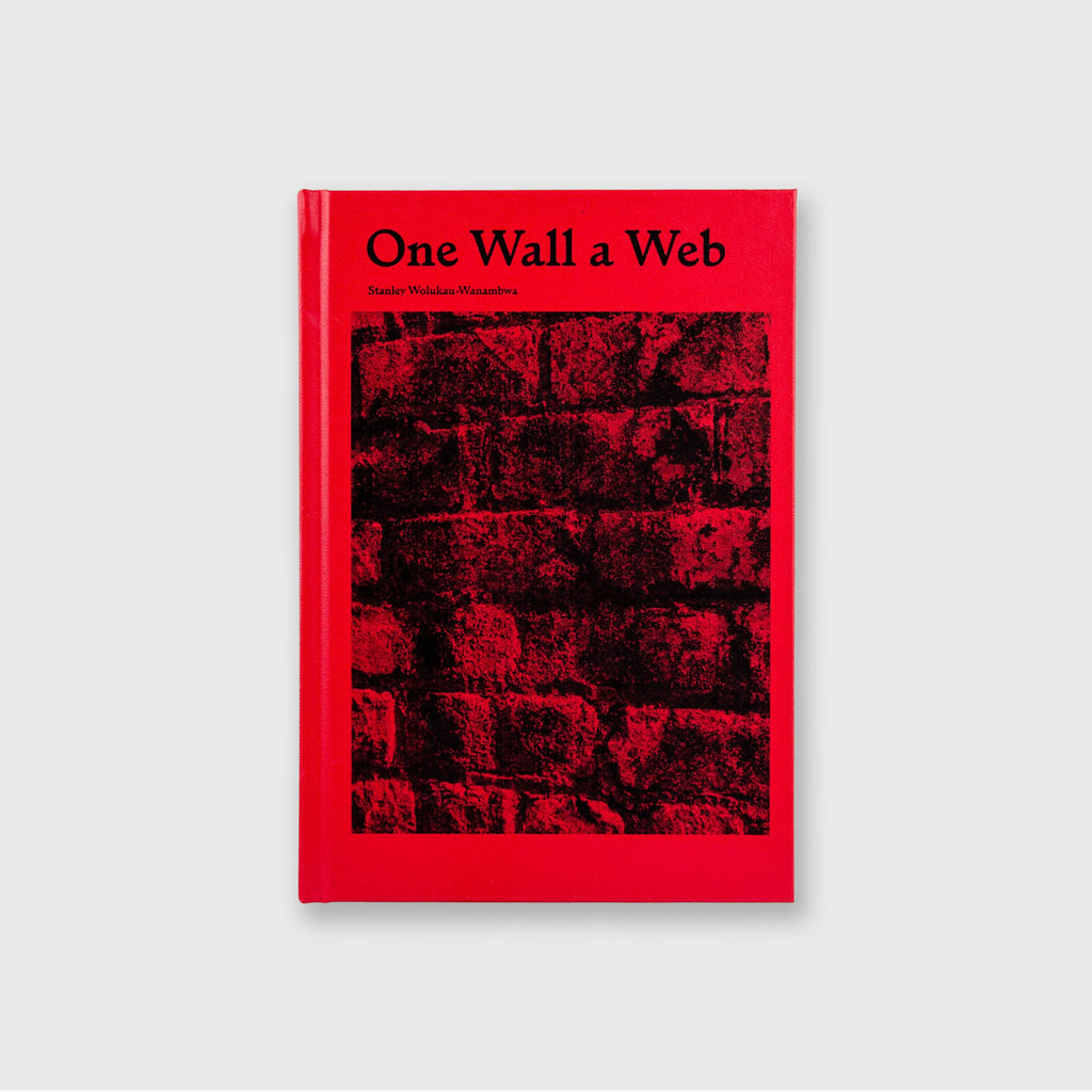 One Wall a Web by Stanley Wolukau-Wanambwa - 180