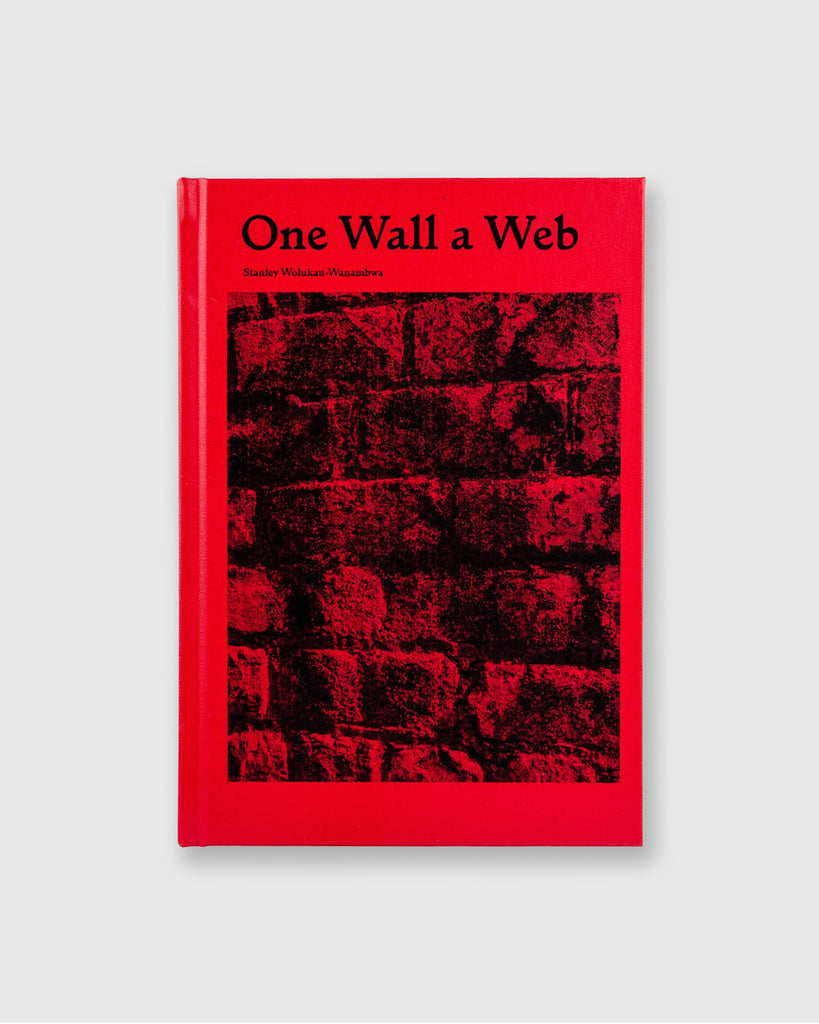 One Wall a Web by Stanley Wolukau-Wanambwa (Roma Publications, 2018)