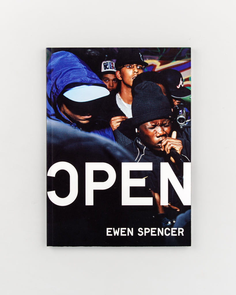 Open Mic by Ewen Spencer - 930