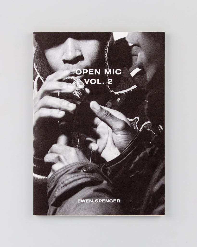 Open Mic Vol. 2 by Ewen Spencer - 808