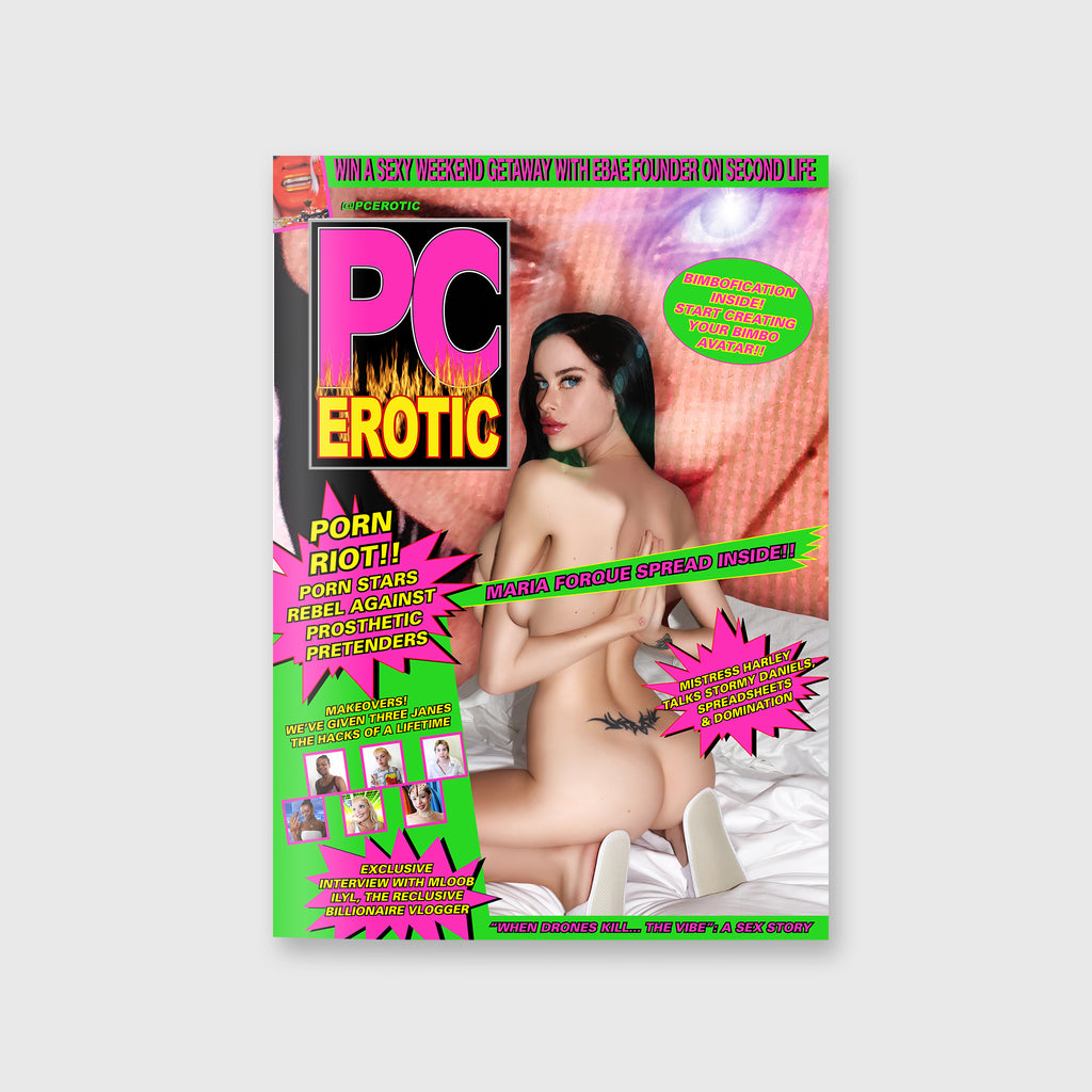 PC Erotic Magazine 1 - 1