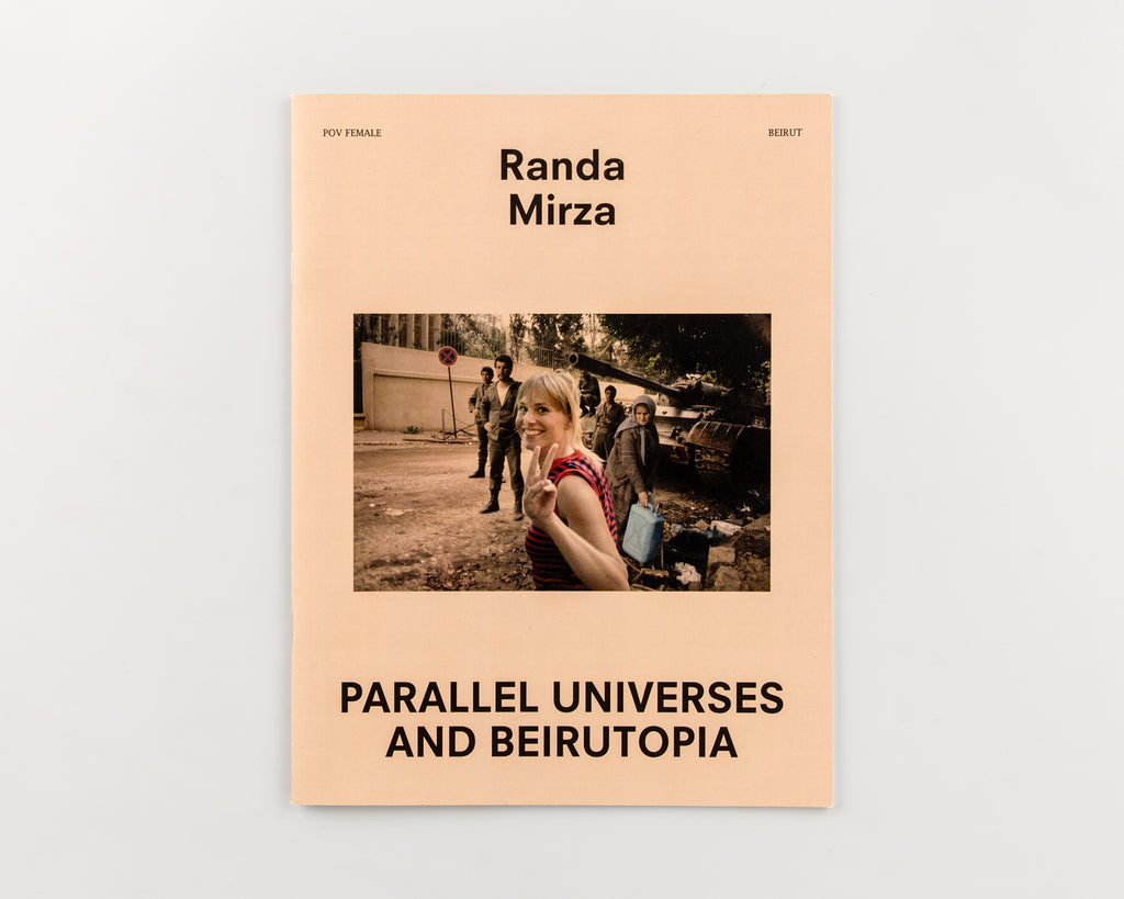 Parallel Universes and Beirutopia by Randa Mirza - Cover