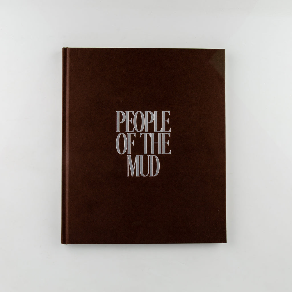 People of the Mud by Luis Alberto Rodriguez - Cover