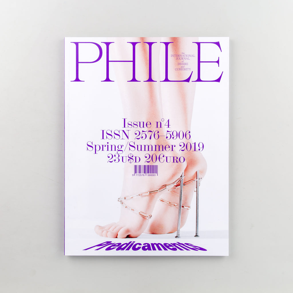Phile Magazine 4 - Cover