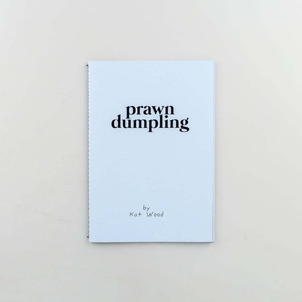 Prawn Dumpling by Kat Wood - 1