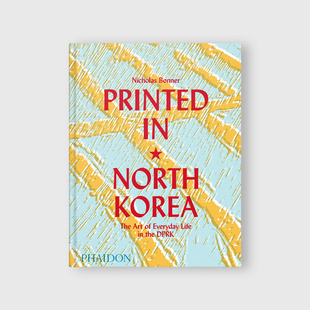Printed In North Korea by Nick Bonner - Cover