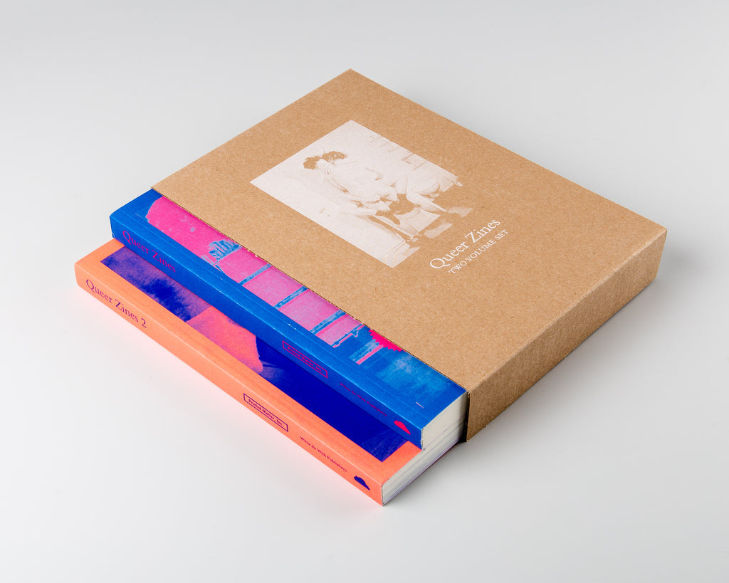 Queer Zines Box Set by Phillip Aarons and AA Bronson - 375