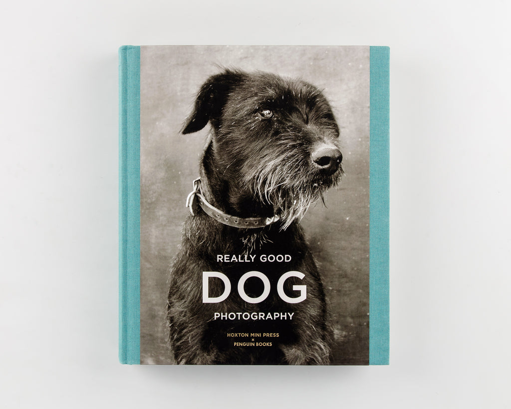 Really Good Dog Photography by Hoxton Mini Press - Cover