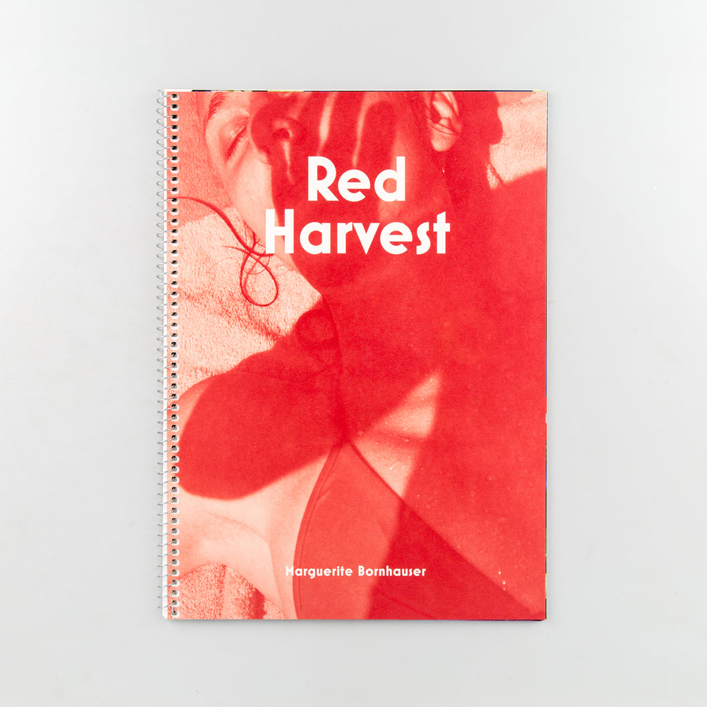 Red Harvest by Marguerite Bornhauser - 1