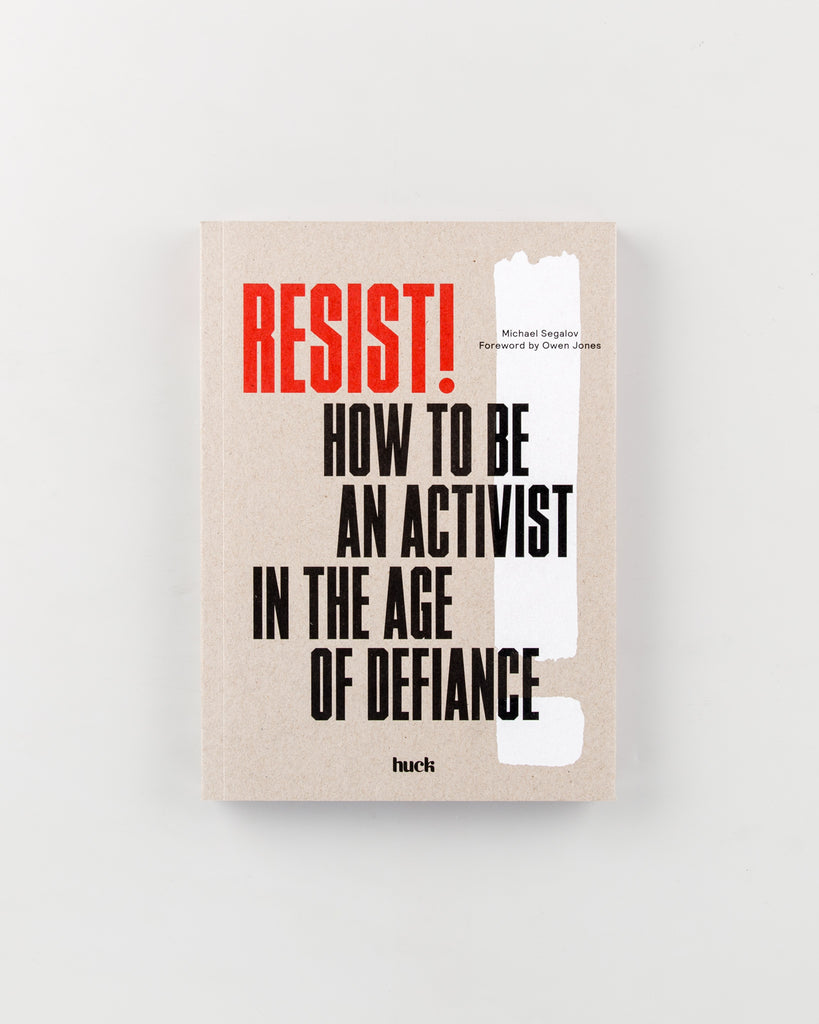 Resist! by Michael Segalov - Cover
