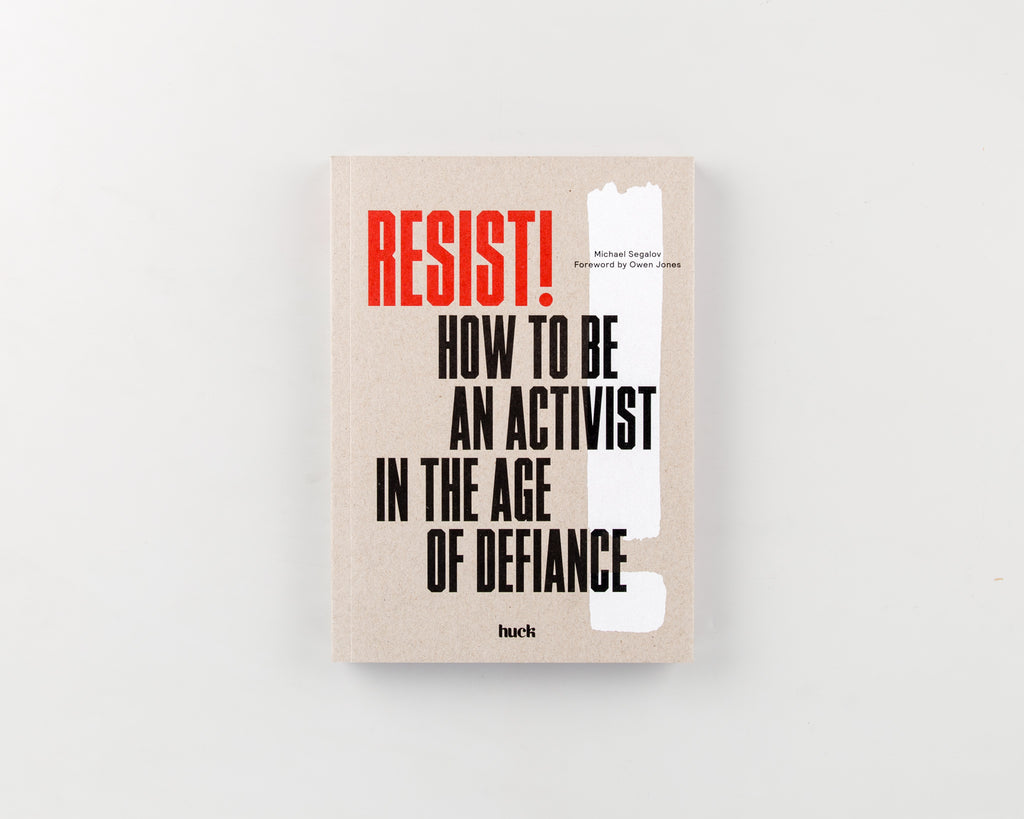 Resist! by Michael Segalov - 5