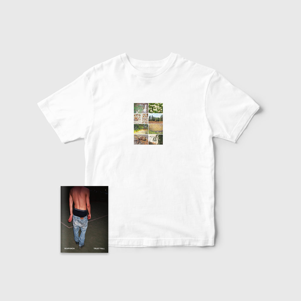 Seapunch 'Trust Fall' Zine/T-Shirt Pack by Seapunch - 1