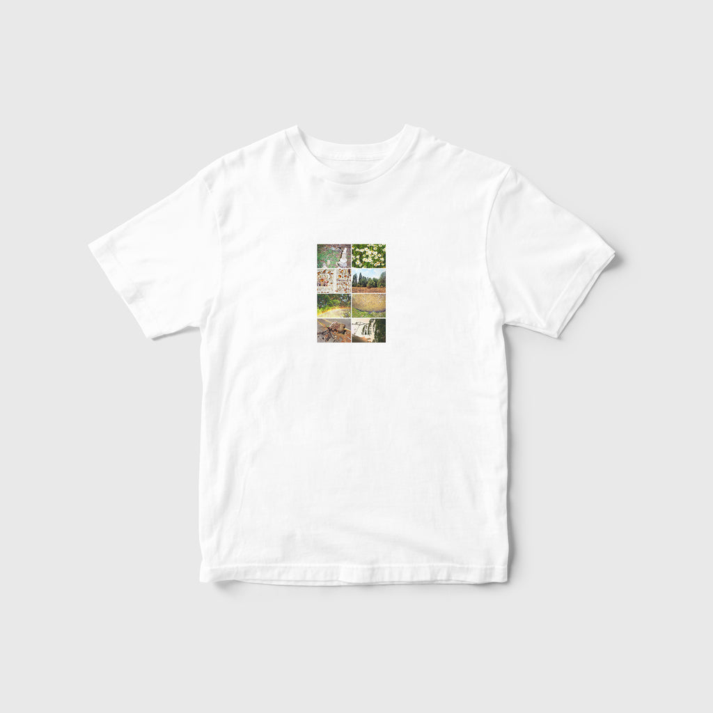 Seapunch 'Trust Fall' Zine/T-Shirt Pack by Seapunch - 4