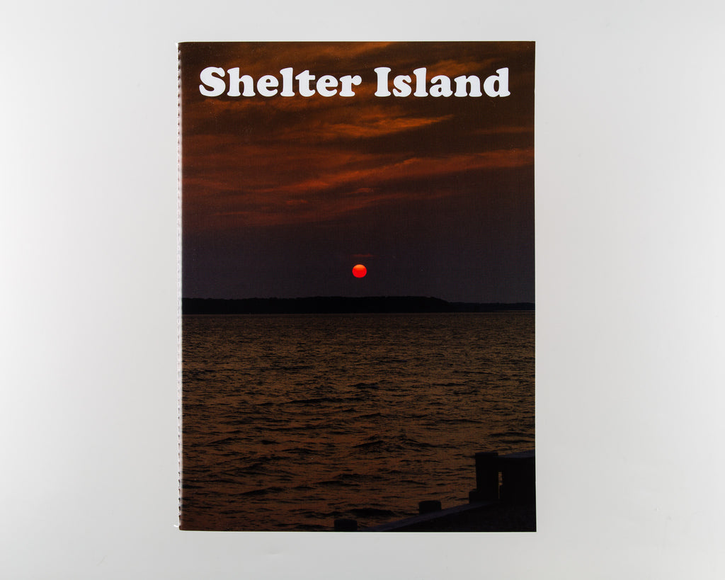 Shelter Island by Roe Ethridge - Cover