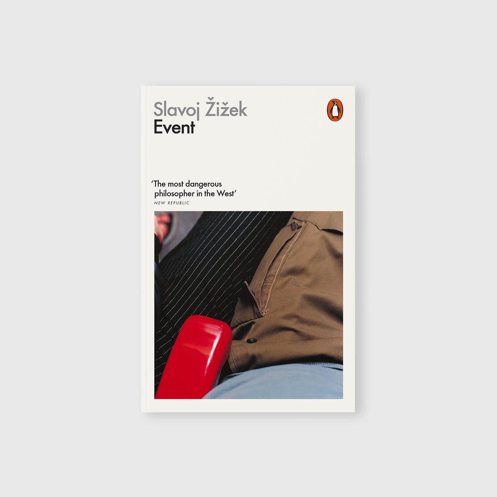 Event by Slavoj Žižek - Cover