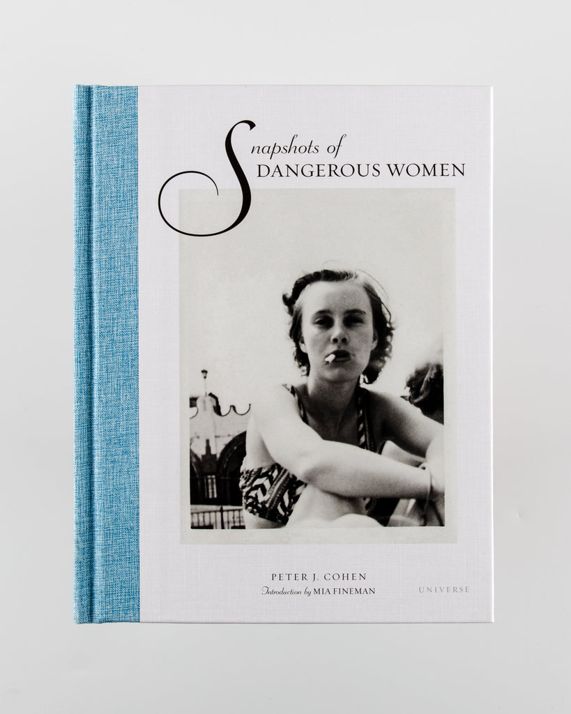Snapshots of Dangerous Women - Cover