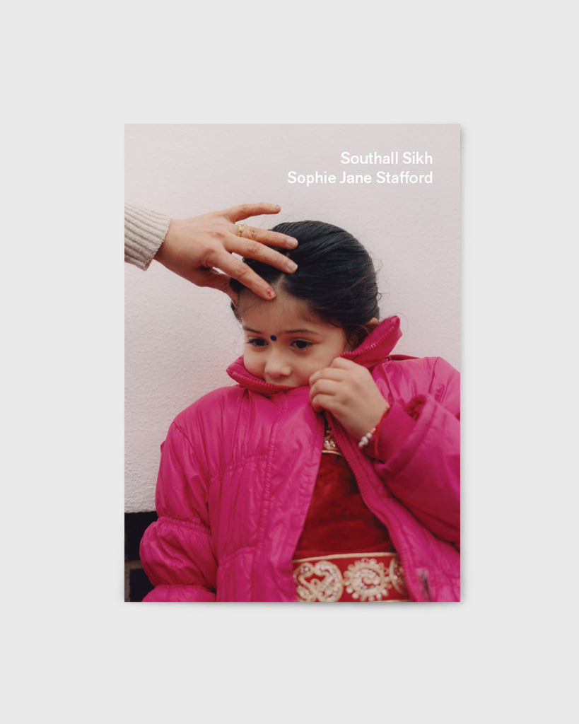 Southall Sikh by Sophie Jane Stafford - 450