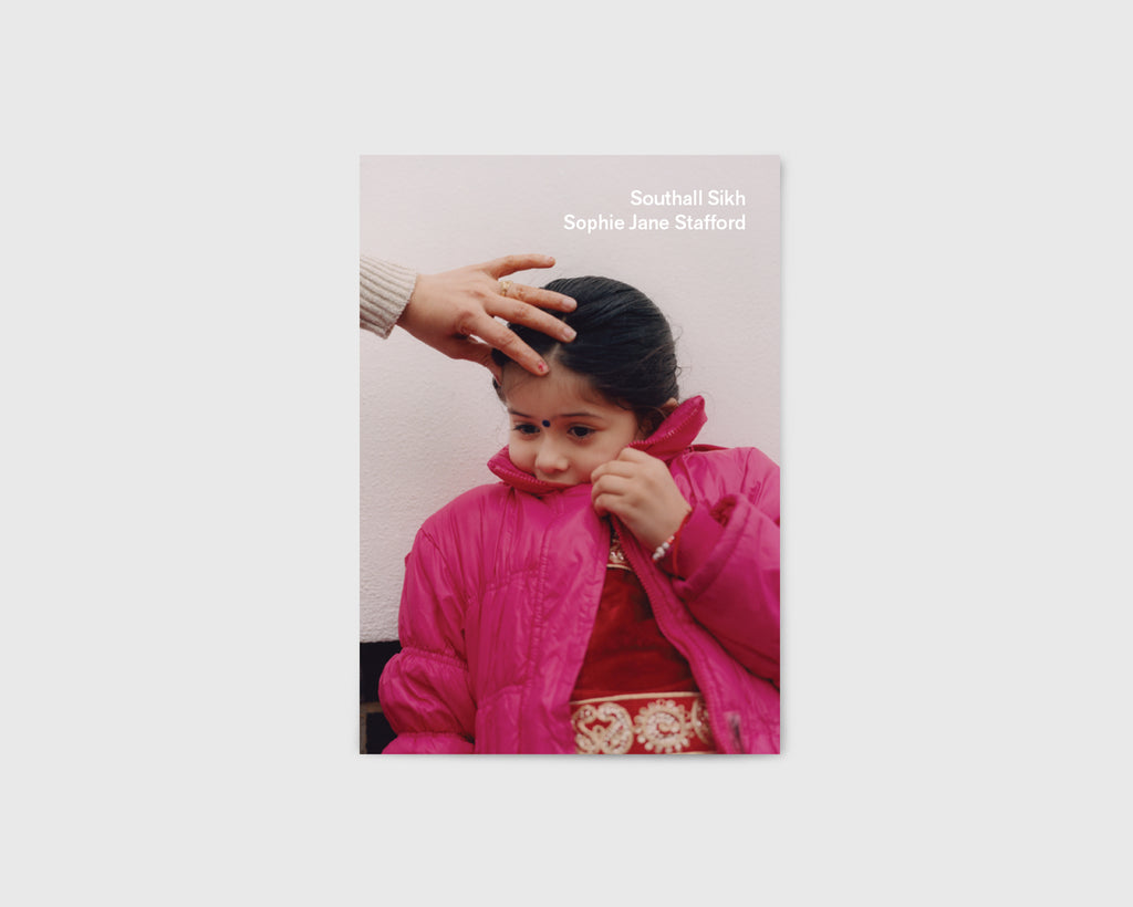 Southall Sikh by Sophie Jane Stafford - 124