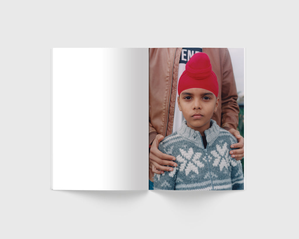 Southall Sikh by Sophie Jane Stafford - 3