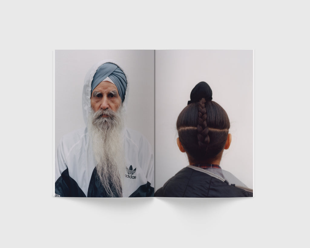 Southall Sikh by Sophie Jane Stafford - 7
