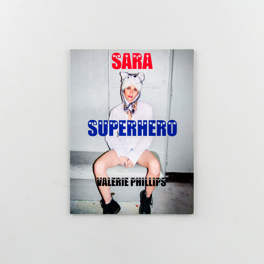 Sara Superhero (Signed) by Valerie Phillips - 1