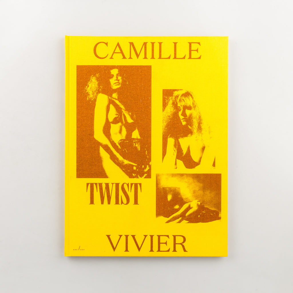 Twist by Camille Vivier - Cover
