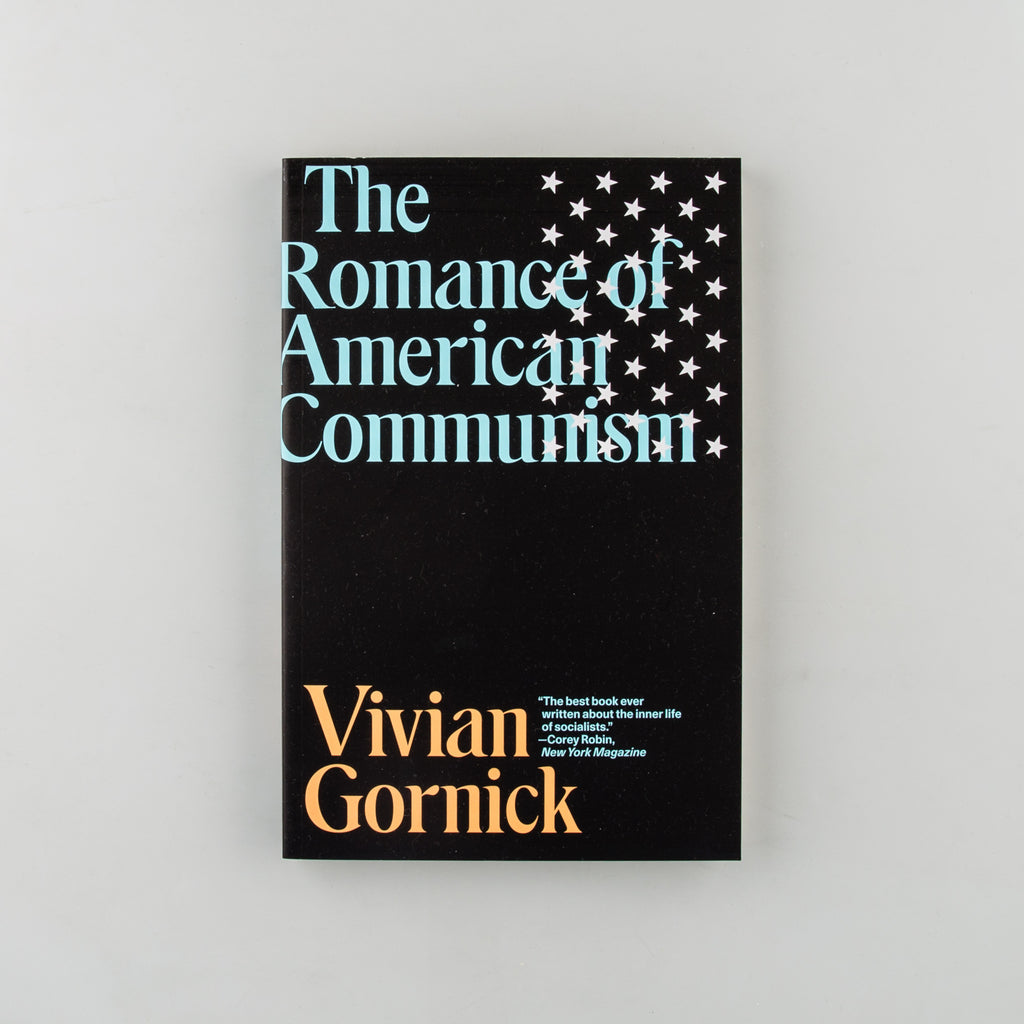 The Romance of American Communism by Vivian Gornick - Cover