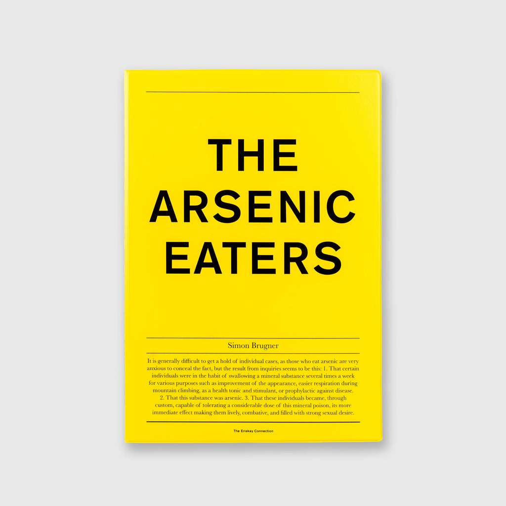 The Arsenic Eaters (Signed) by Simon Brugner - 419