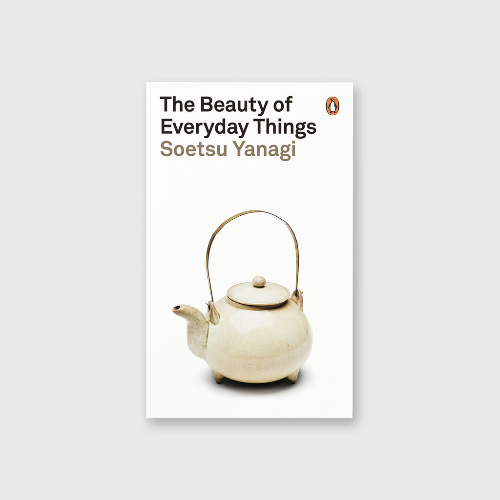 The Beauty of Everyday Things by Soetsu Yanagi - Cover
