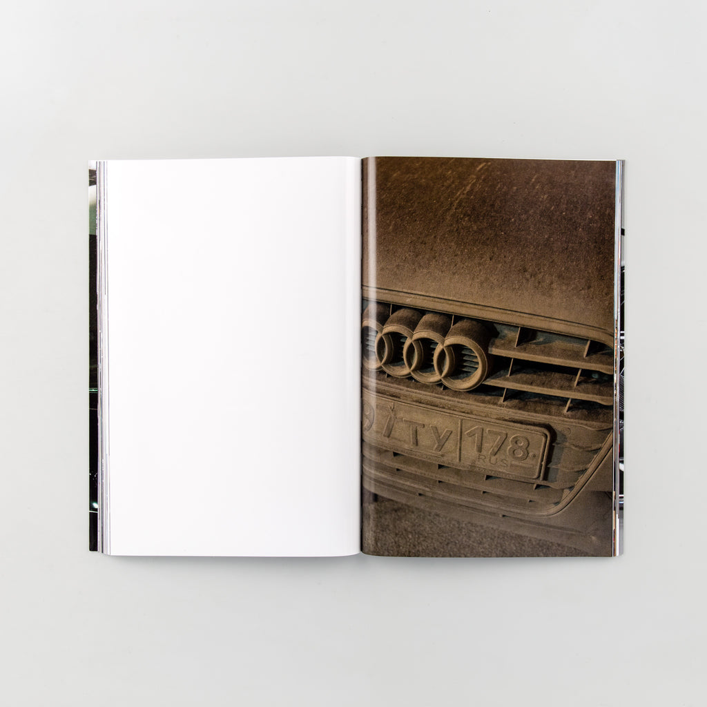 The Cars by Wolfgang Tillmans - Cover