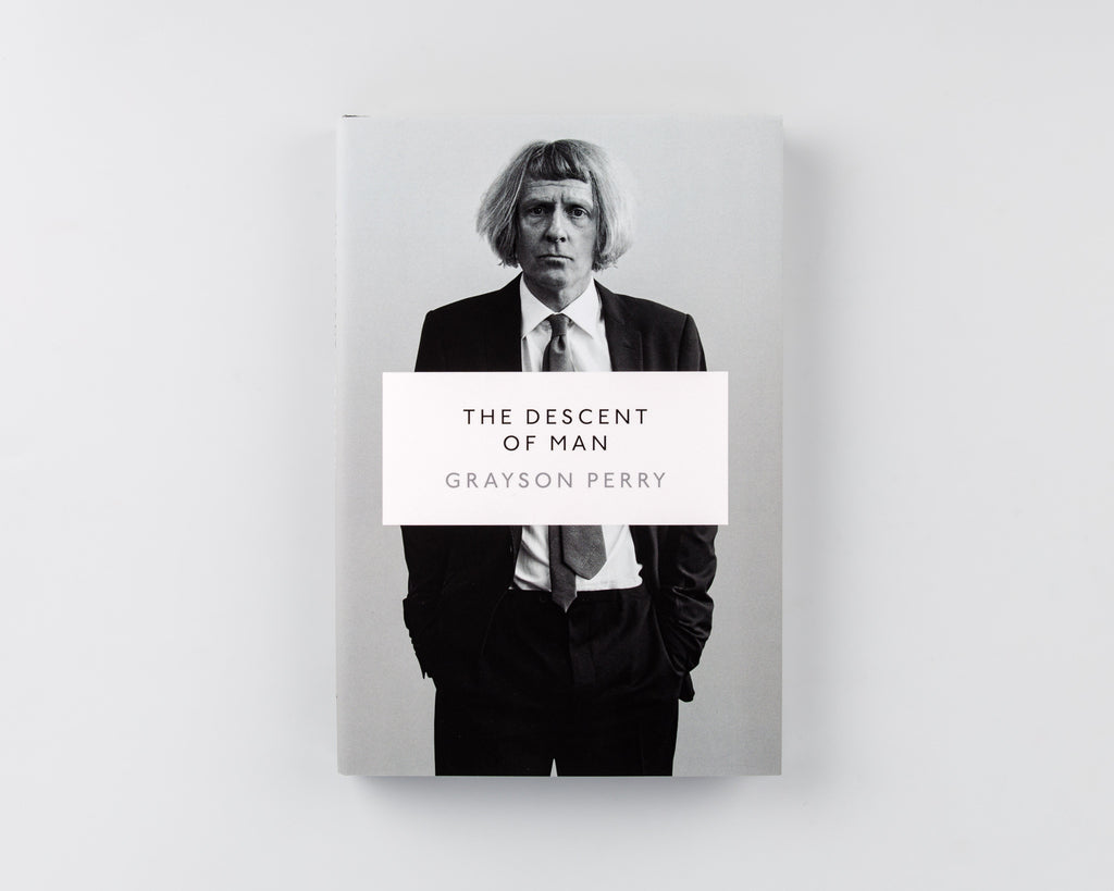 The Descent of Man by Grayson Perry - Cover