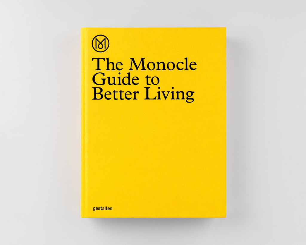 The Monocle Guide to Better Living by Tyler Brûlé - 754