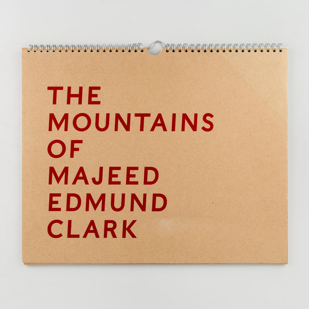 The Mountains Of Majeed by Edmund Clark - 894