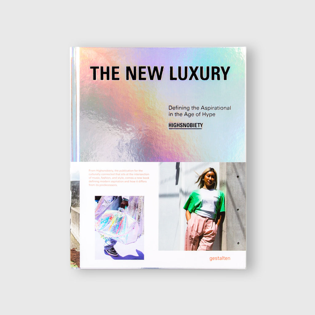The New Luxury - Cover