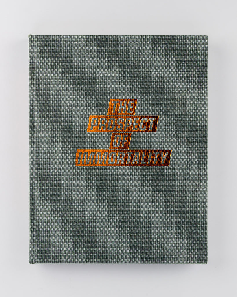 The Prospect of Immortality (Signed) by Murray Ballard - 821