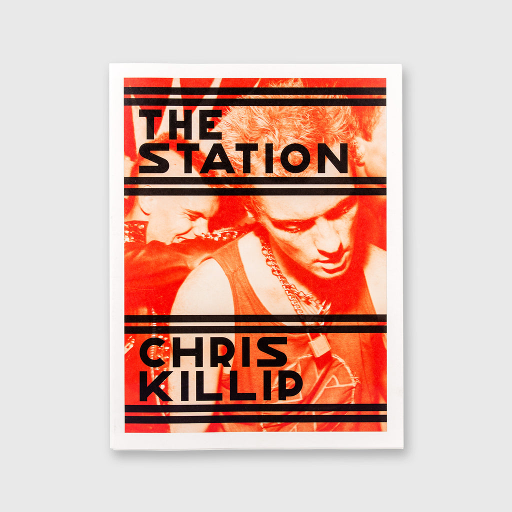 The Station by Chris Killip - 158