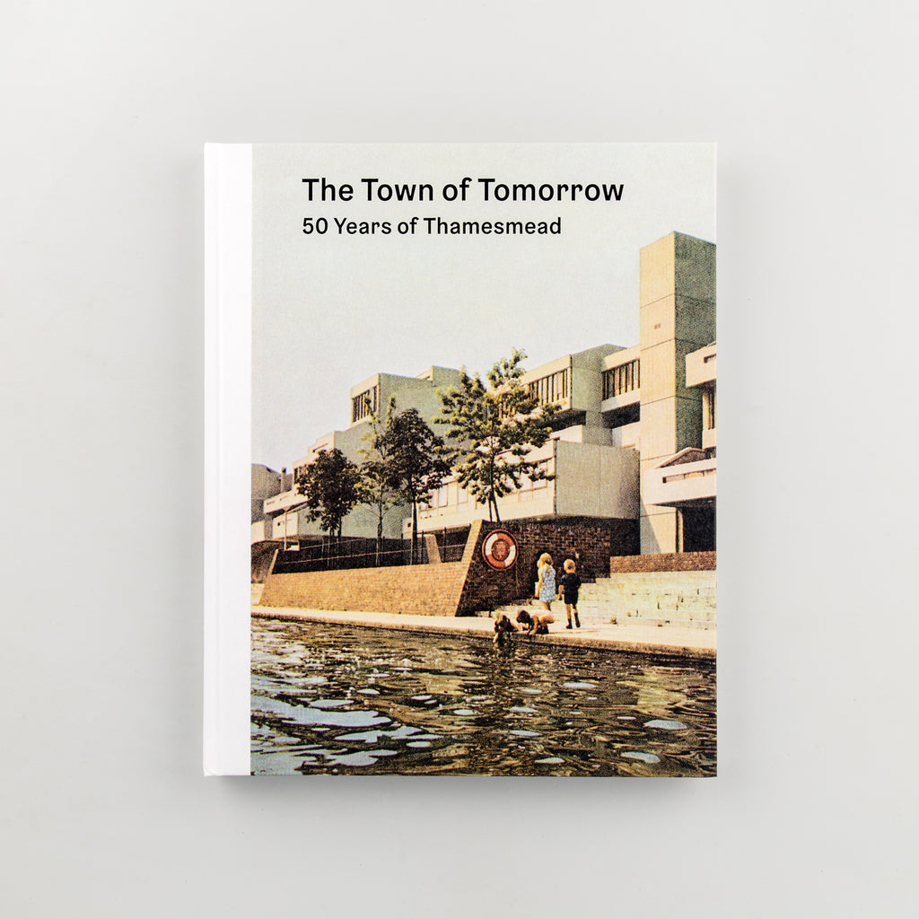 The Town of Tomorrow by Peter Chadwick and Ben Weaver - 9