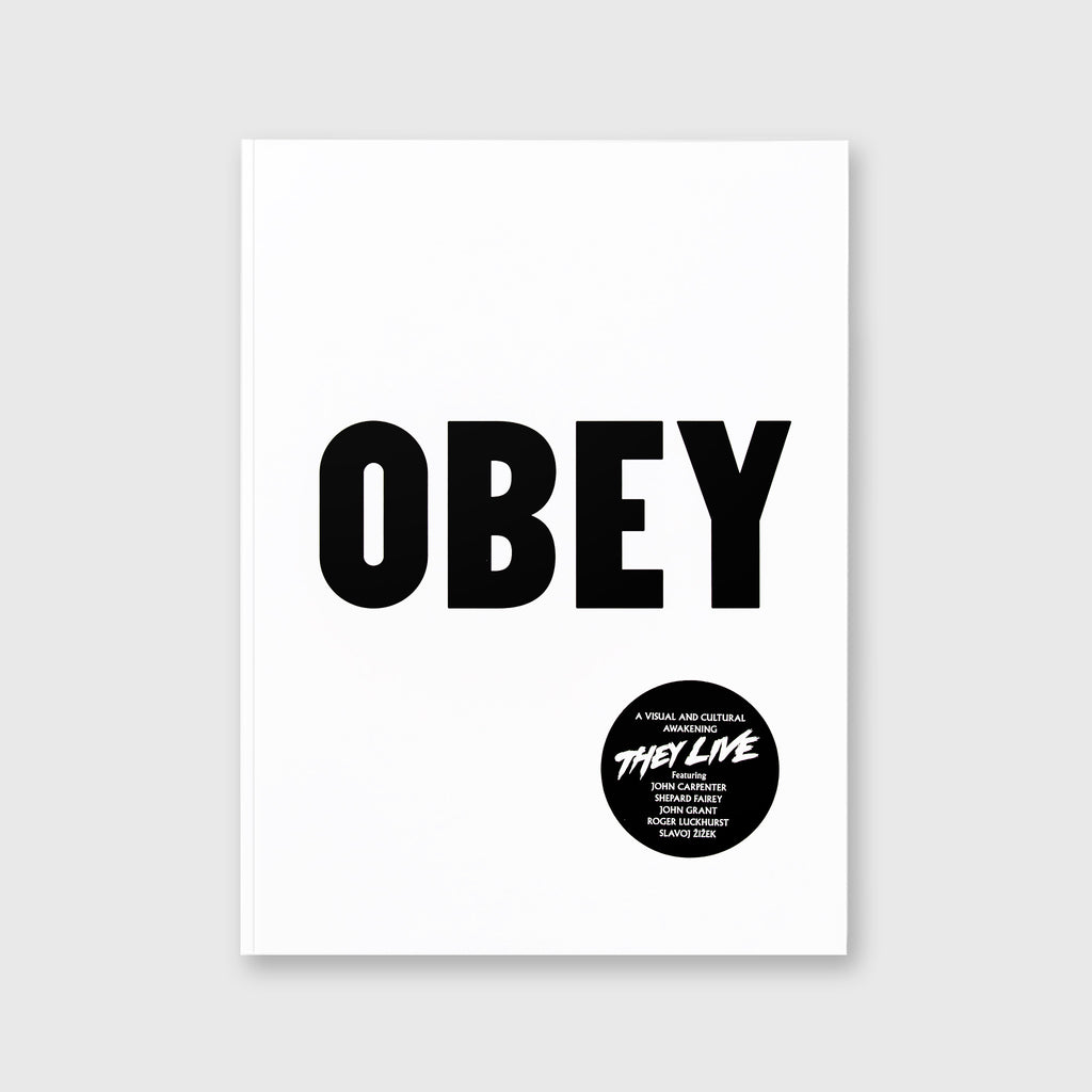 They Live: A Visual and Cultural Awakening by Craig Oldham - 1